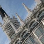 The Hotel ME Madrid in Plaza Santa Ana