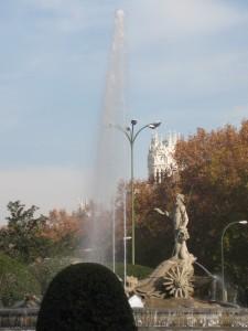 La Plaza de Neptuno