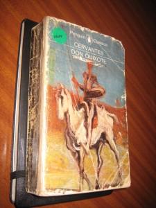 My 1964 version of Don Quixote