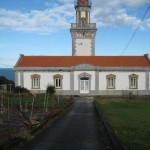 The Higer lighthouse, built in 1878